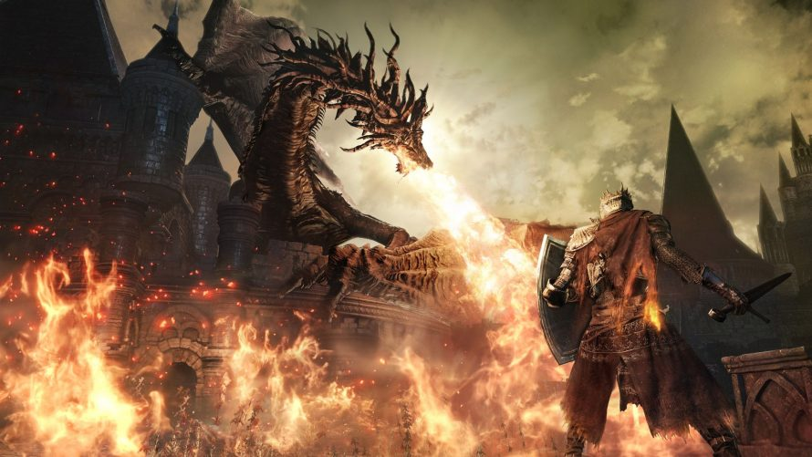 Dark Souls 3 : Des images inédites et un bundle PS4 au Japon