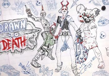 Drawn to Death s'offre 28 minutes de gameplay