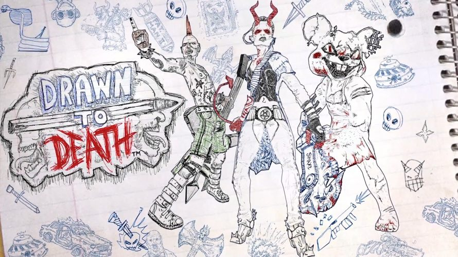 Drawn to Death revient d'entre les morts avec du gameplay