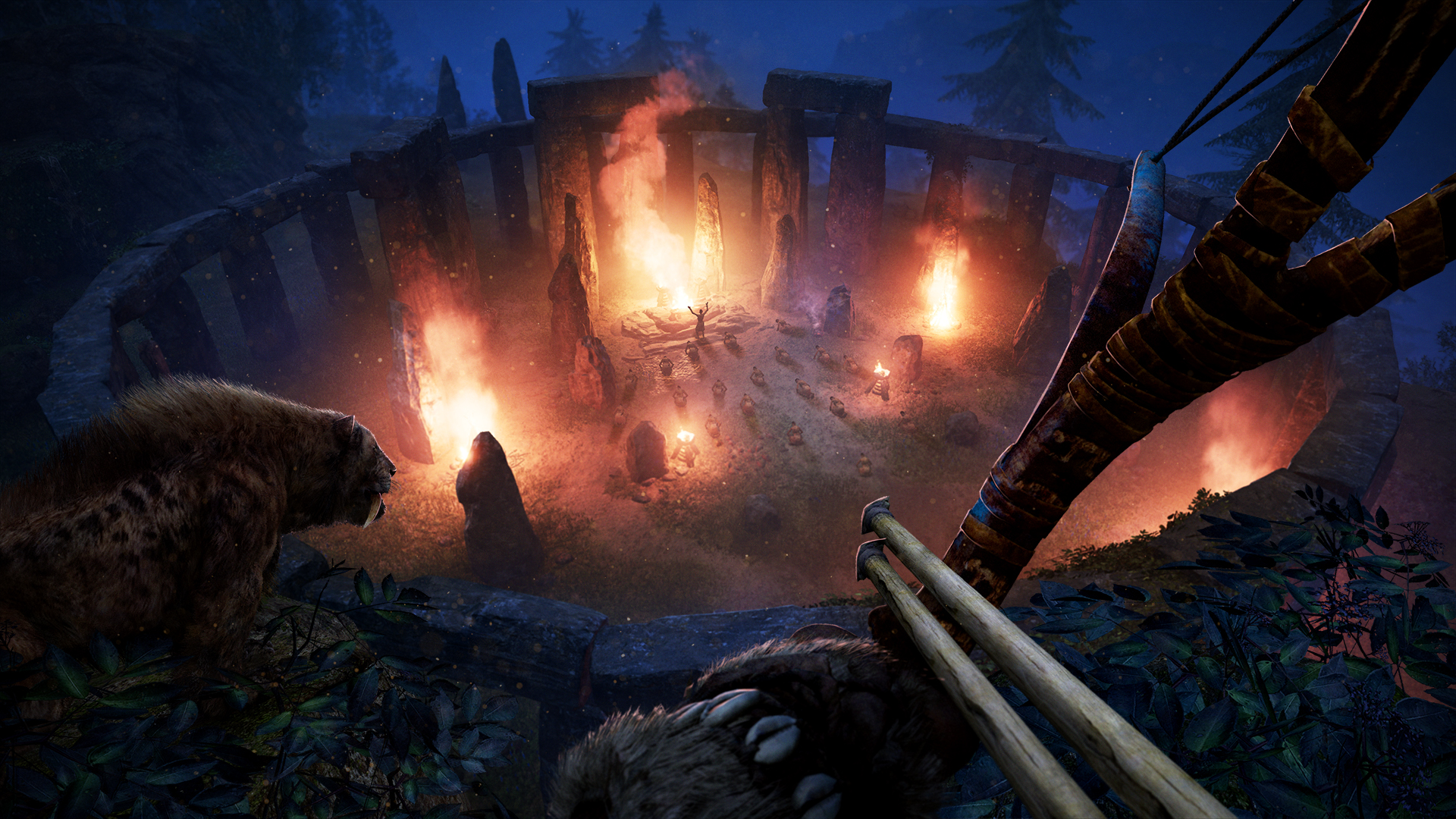 Far Cry Primal Fire