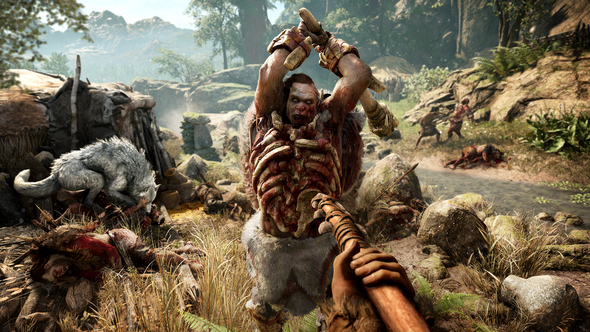 Far Cry Primal Ull