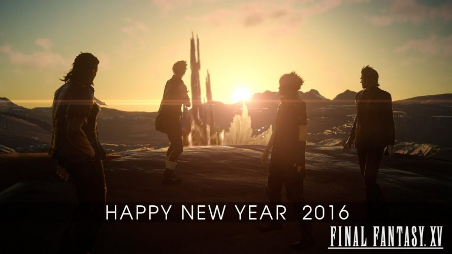 Square Enix confirme Final Fantasy XV pour 2016