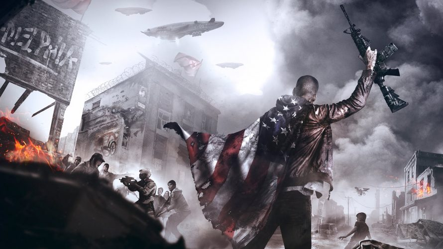 Homefront: The Revolution s'illustre en vidéo