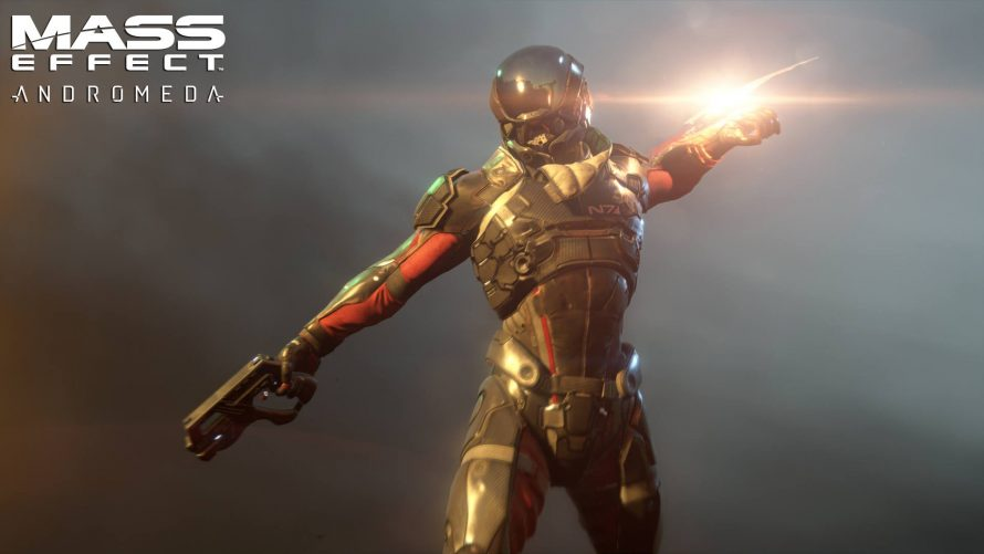 Mass Effect Andromeda : Du gameplay de la version alpha fuite