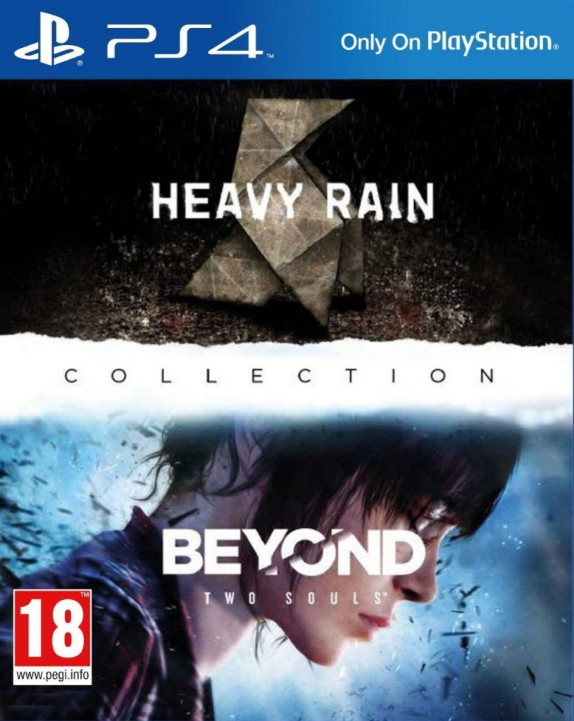 Heavy Rain Beyond Two Souls