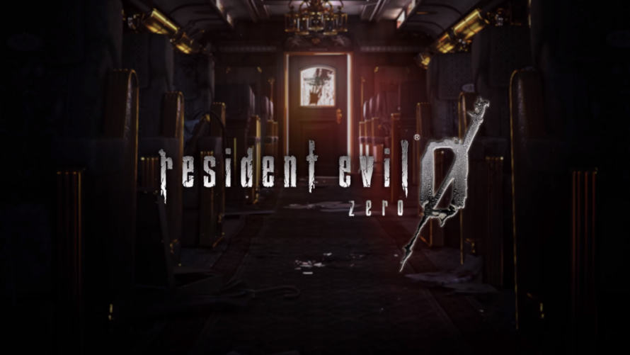 Test Resident Evil Zero HD Remaster sur PS4