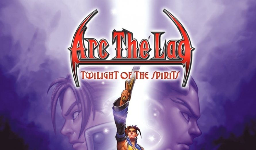 Le jeu PS2 Arc the Lad: Twilight of the Spirits annoncé sur PS4