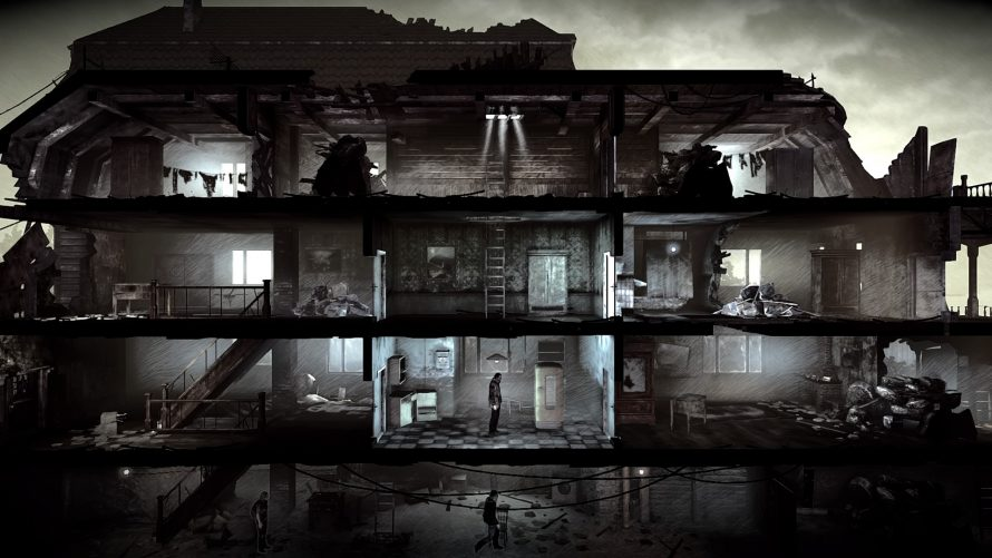 This War Of Mine: The Little Ones – Le trailer de lancement