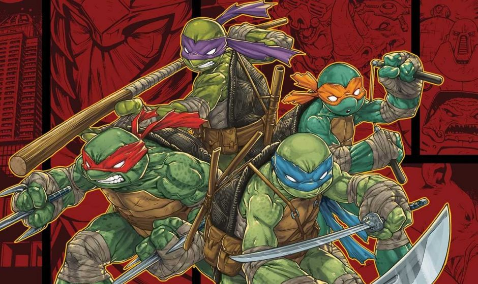 Tortues Ninja : Un trailer de lancement intense