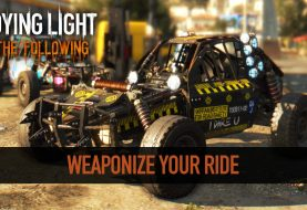 Le tuning en vidéo dans Dying Light The Following