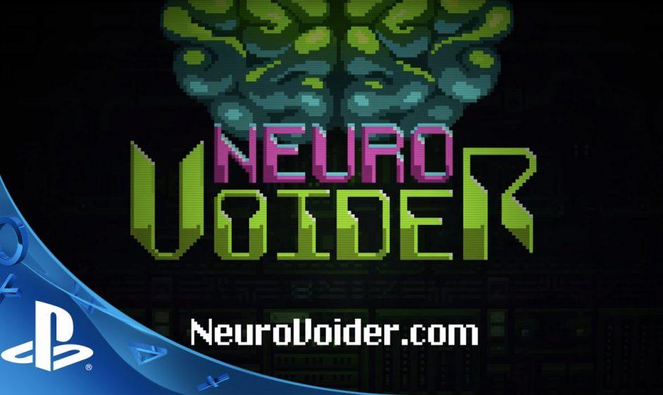 Neuro-Voider sortira cette année sur PS4 et Xbox One