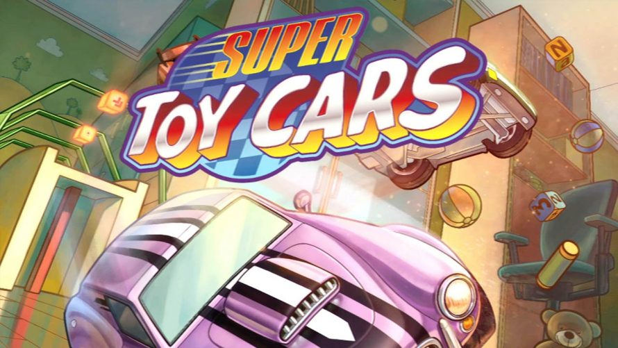 Super Toy Cars est disponible sur PS4