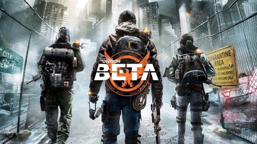 Les dates de l'open beta de The Division sont connues