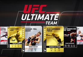 Le mode Ultimate Team s'invite dans EA SPORTS UFC 2