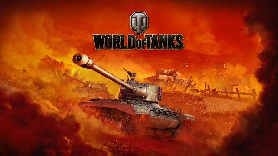 Test World of Tanks sur PS4