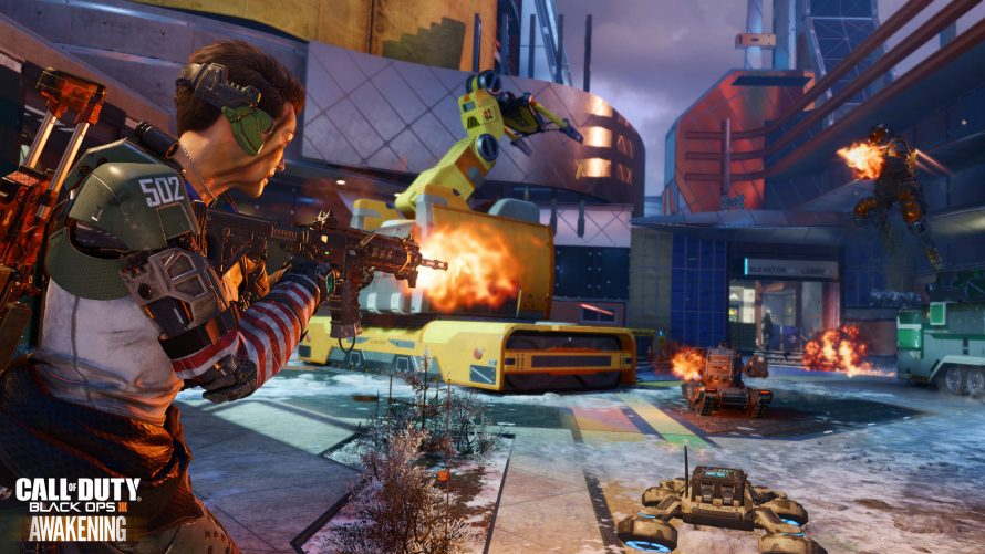 Le second DLC de Call of Duty: Black Ops III dévoilé demain