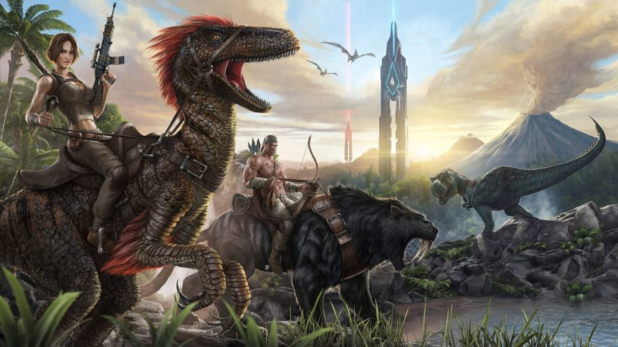 Ark: Survival Evolved arrive (enfin) sur PS4 !