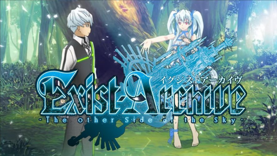 Test Exist Archive sur PS4 (Import Jap)