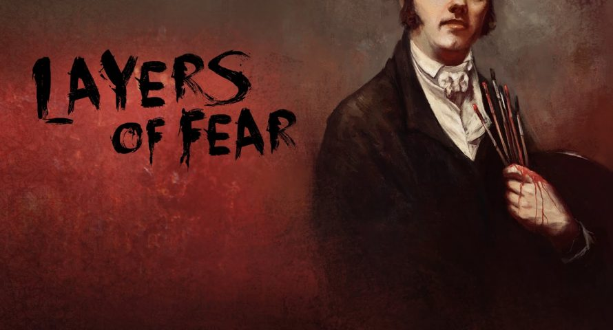 Test Layers of Fear sur PS4