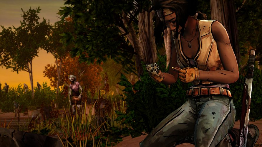 The Walking Dead Michonne : Le second épisode disponible fin mars