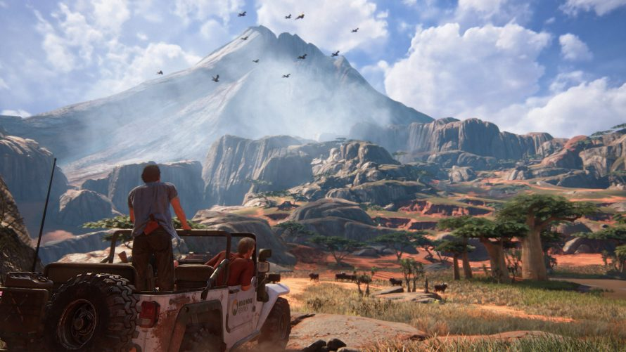 Uncharted 4 a visiblement « volé » un artwork de Assassin's Creed IV