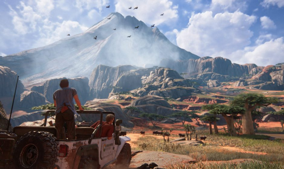 "Uncharted 4 a visiblement ""volé"" un artwork de Assassin's Creed IV"