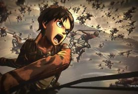 Attack on Titan: Wings of Freedom est daté en France