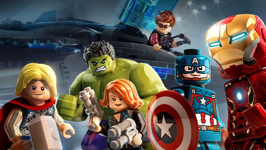 Test LEGO Marvel's Avengers sur PS4