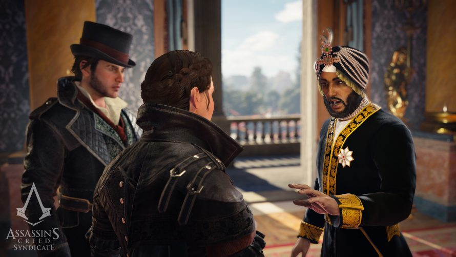 Assassin's Creed Syndicate : Le DLC « Le dernier Maharaja » est disponible