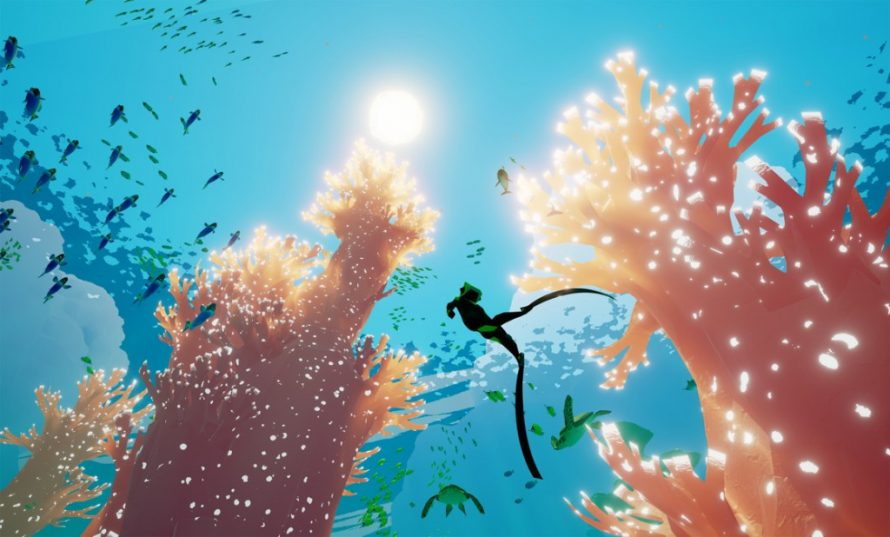 ABZÛ : 12 minutes de gameplay sur PS4