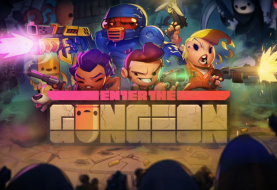 TEST Enter the Gungeon sur PS4