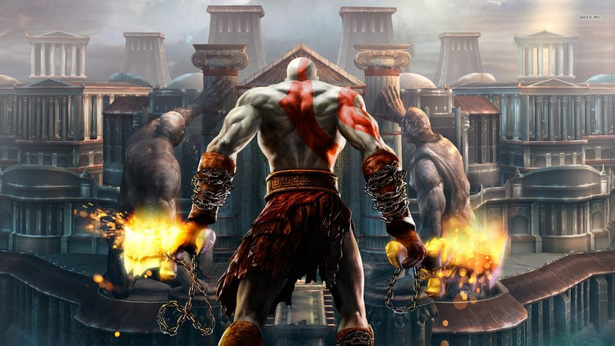 Sony Santa Monica embauche pour le futur God of War