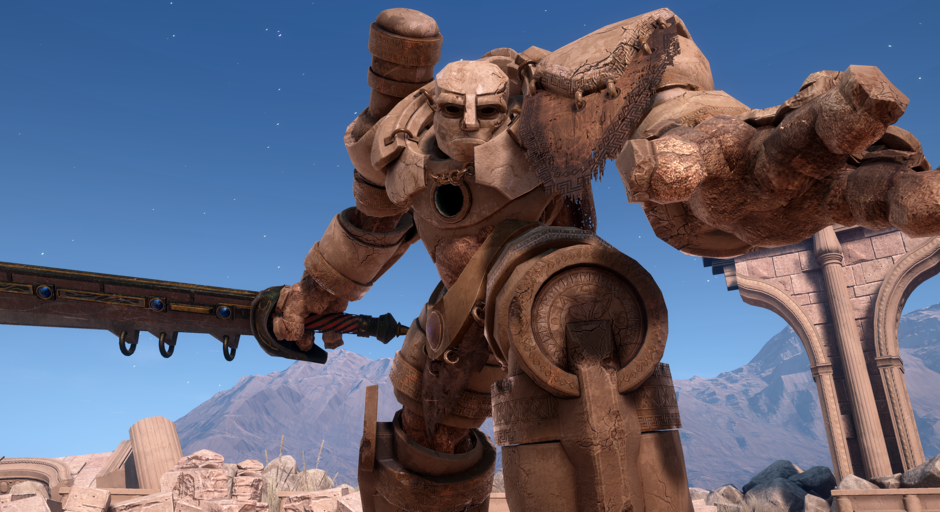Golem : Affrontement titanesque sur PlayStation VR