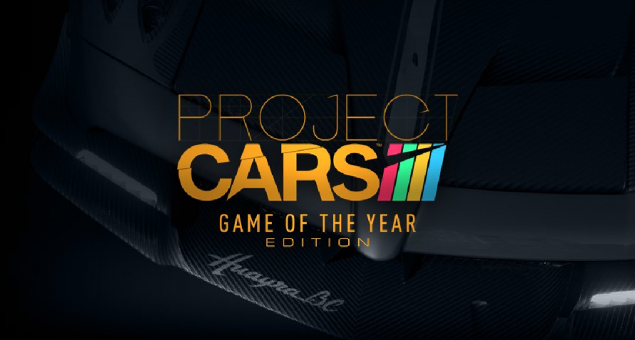 Une édition Game of the Year pour Project Cars