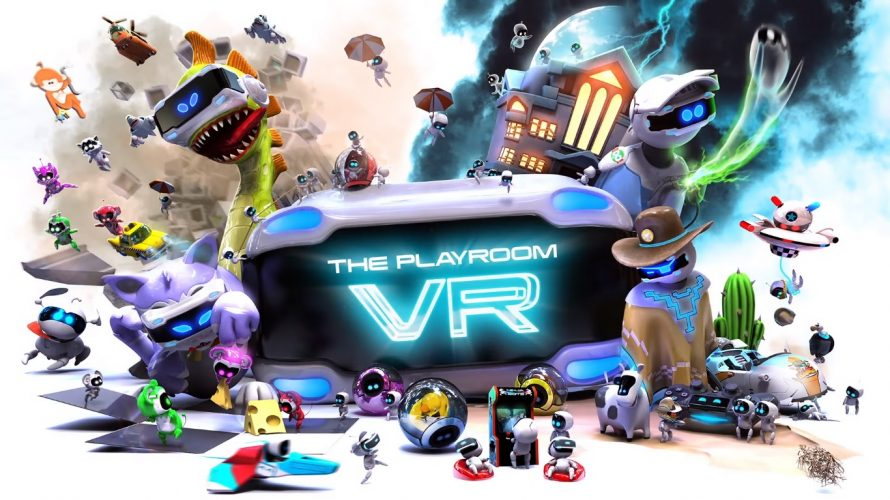 The Playroom VR : Une nouvelle bande annonce