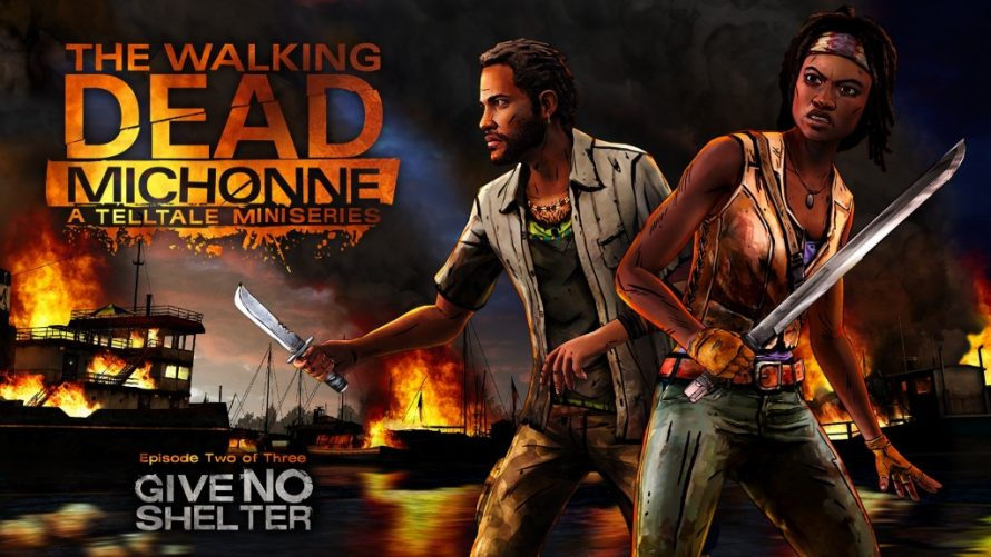TEST The Walking Dead Michonne – Episode 2