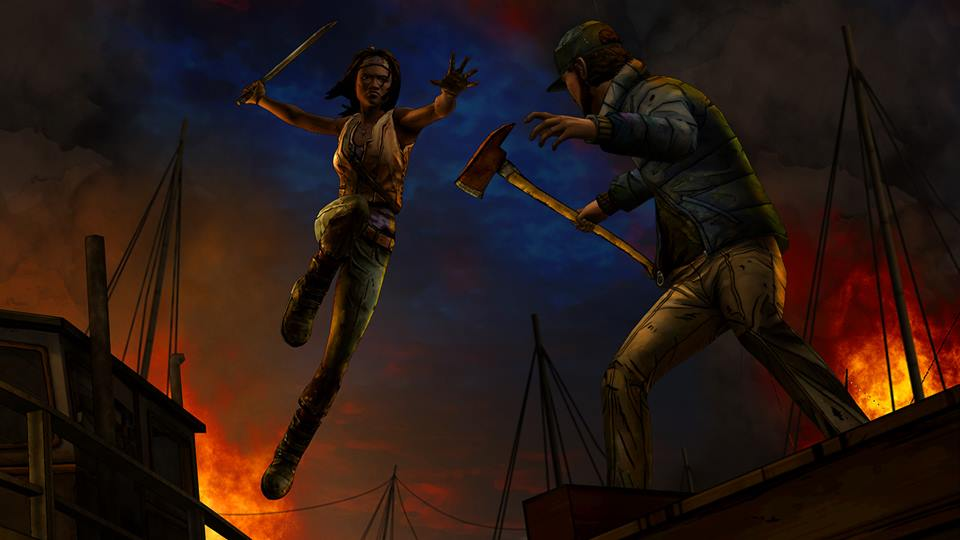 The-Walking-Dead-Michonne-Ep2