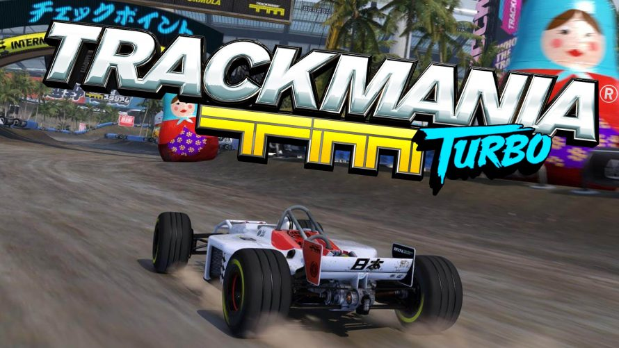TEST Trackmania Turbo sur PS4