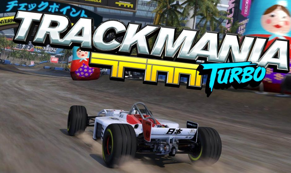 Trackmania Turbo date aussi sa VR sur PlayStation 4