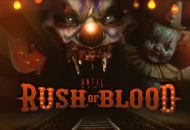 Until Dawn Rush Blood se présente en trente secondes