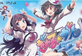 TEST Gal*Gun: Double Peace sur PS4