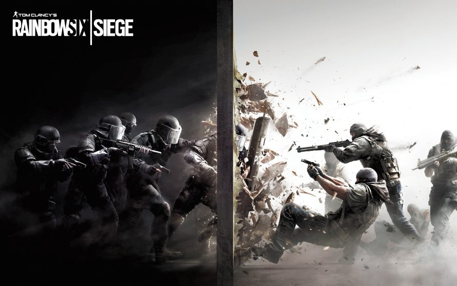 PS+ League : Championnat Rainbow Six Siege sur PS4