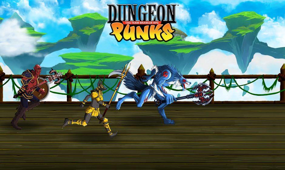 Dungeon Punk s'offre un premier trailer