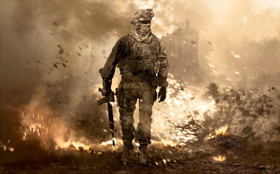 Call of Duty Modern Warfare Trilogy listé sur Amazon