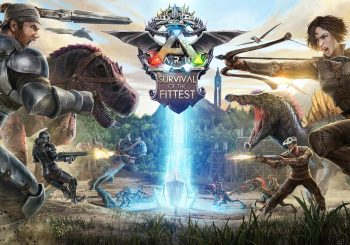 Ark: Survival of the Fittest arrive sur PS4
