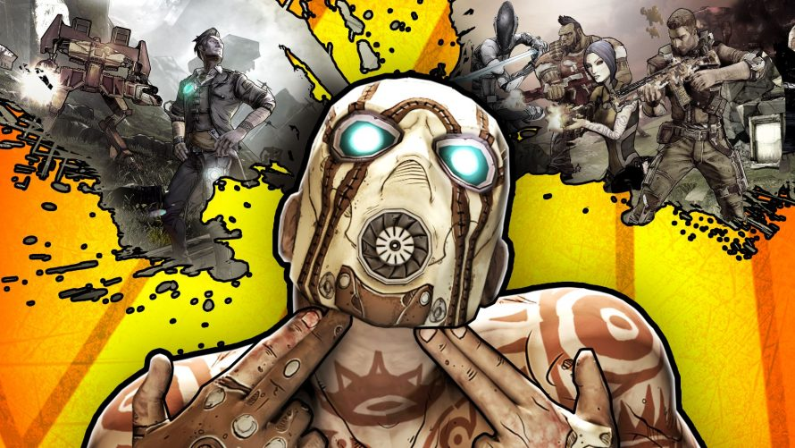 Borderlands 3 officiellement confirmé par Gearbox
