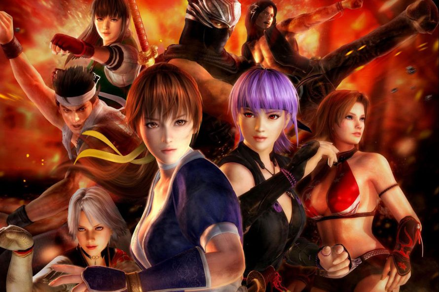 Dead or Alive 5 Last Round: Core Fighters atteint six millions de téléchargements