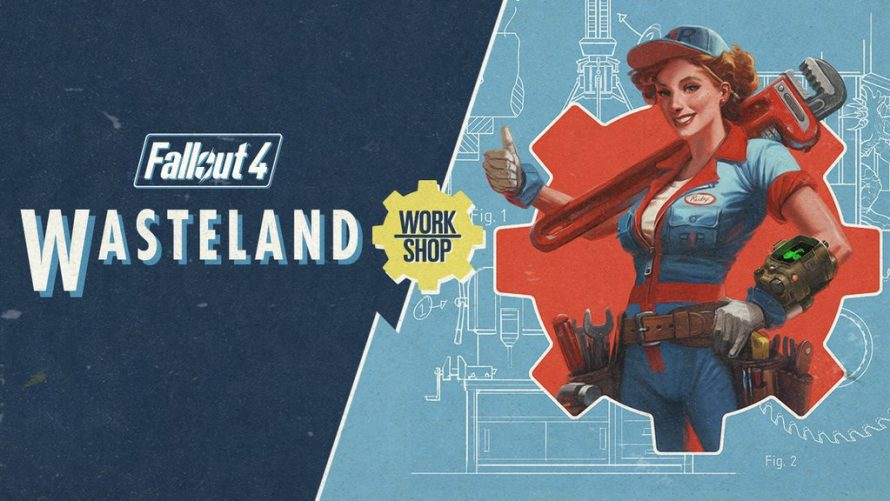 Fallout 4 : Le DLC Wasteland Workshop en vidéo