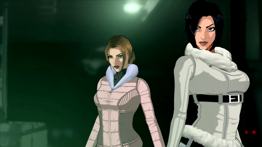 Fear Effect fait son grand retour via Kickstarter