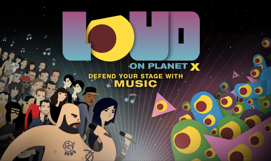 TEST | LOUD on Planet X sur PS4